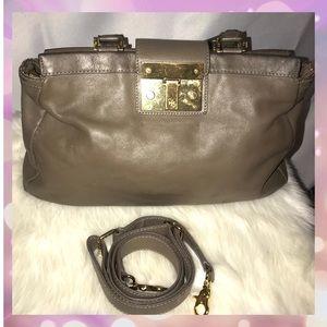 Tory Burch leather crossbody purse